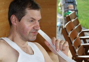 apiterapia - inhalacja powietrzem pszczelim