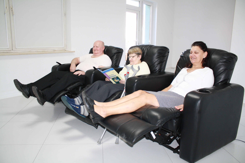 Pacjenci w gabinecie leczenia boreliozy
