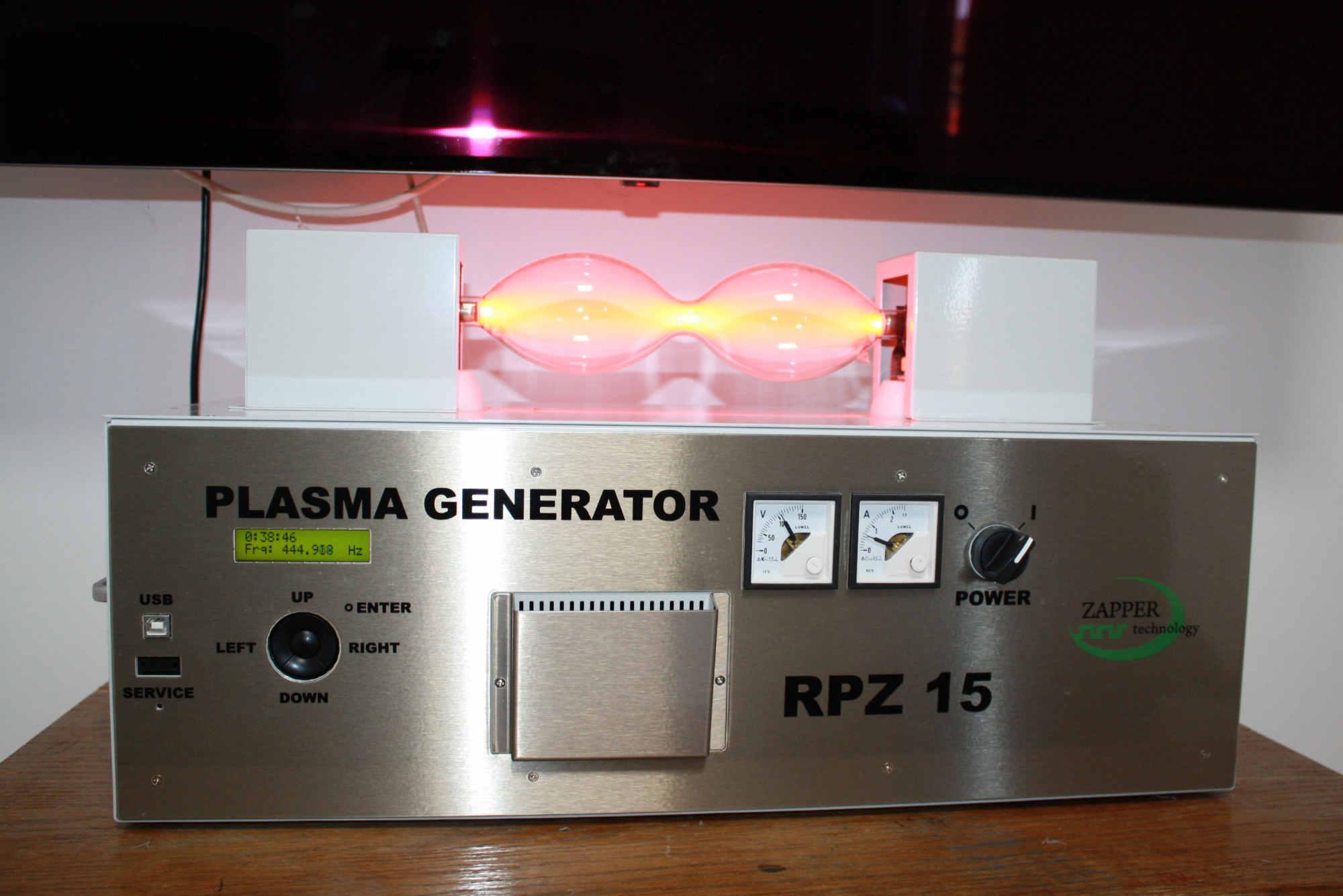 Generator plazmowy RPZ-15